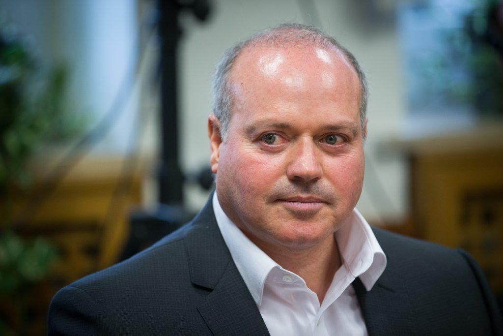מישל סיבוני, מנכ''ל קבוצת הראל ביטוח ופיננסים. צילום- פלאש 90, יונתן זיידל