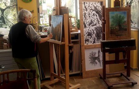 ART&HOME למעלה מ-35 אמנים יפתחו את ביתם ברחבי הרצליה