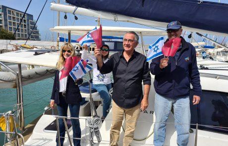 משט ידידות ישראל – מרוקו