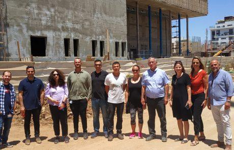 עיריית הרצליה בונה את מוסדות החינוך בגליל ים בהשקעה של כ-900 מיליון ₪
